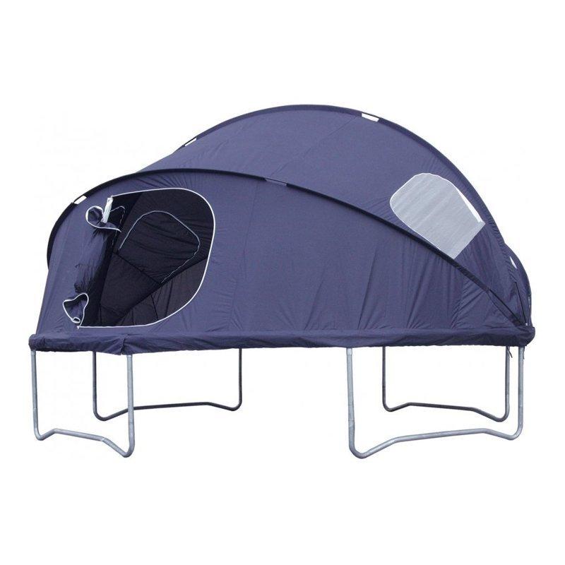 3. Палатка с батутом идеи, комфорт, отдых, палатка, природа, путешествие