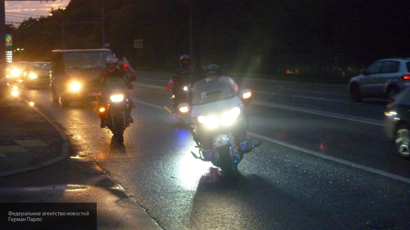 В Коми пьяный байкер ударил …