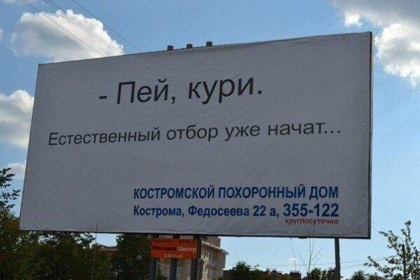 Социальная реклама, которую …