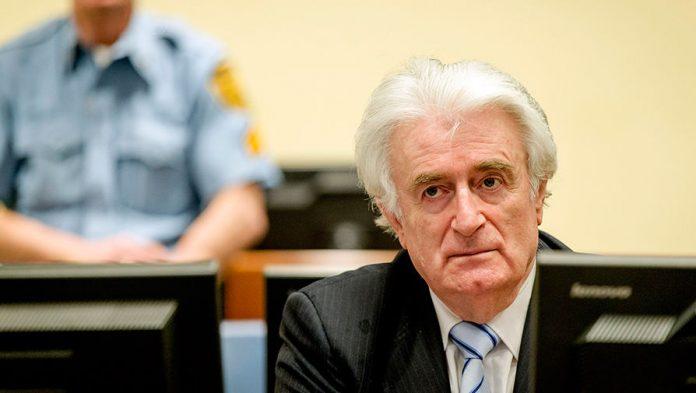 Суд в Гааге приговорил экс-лидера боснийских сербов Караджича к пожизненному заключению