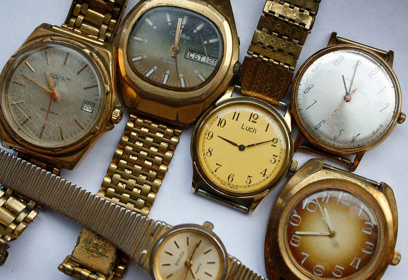 Эволюция наручных часов: чему их научили технологии