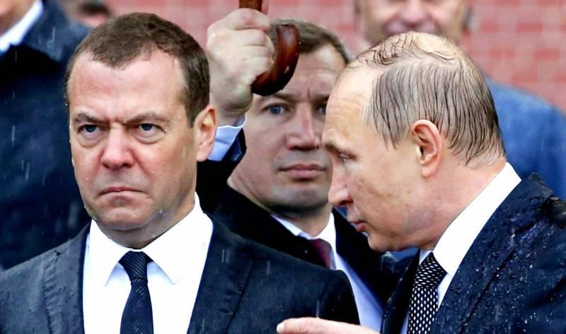 Российская власть: кандидаты на вылет