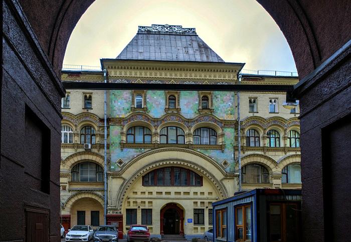 14 зданий-шедевров в Москве, которые стоит увидеть, хотя их нет в путеводителях архитектура,достопримечательности,история,москва