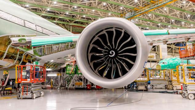 Boeing показал крупнейший в мире двухдвигательный авиалайнер