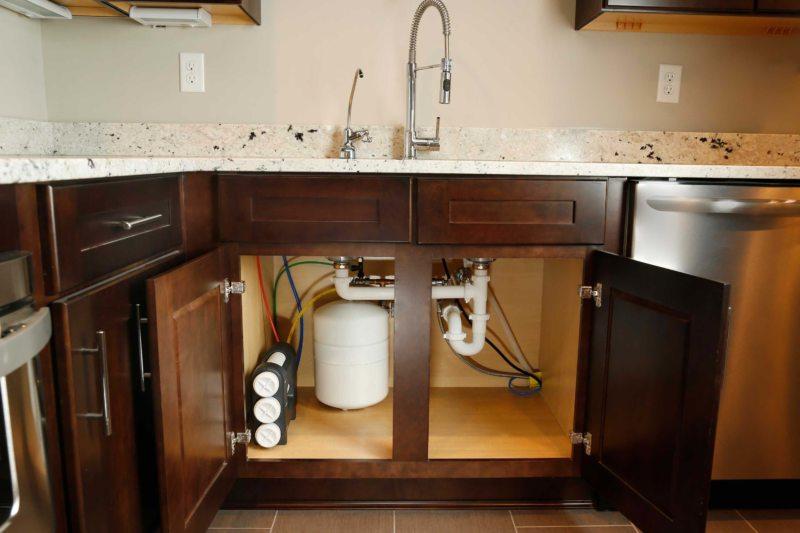 Фильтр для воды на кухню - выбираем с умом! Рекомендации от профи вода,кухня,полезные советы,ремонт,фильтры