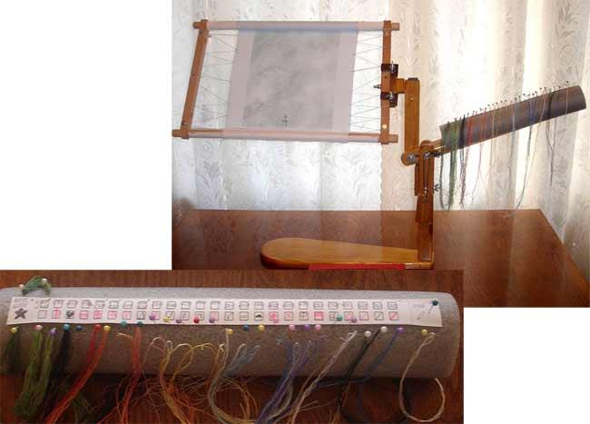 Ода полипропиленовой трубе - советы вышивальщицам