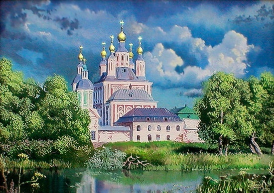 художник Владимир Семёнович Пасичник картины – 13