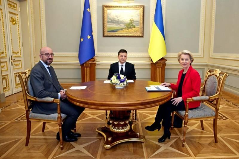Саммит Украина – ЕС: к «безвизу» добавят «безгаз» и «безлес» Политика