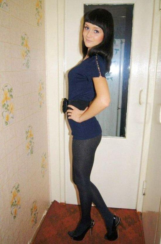 Частные фото девушек из урая