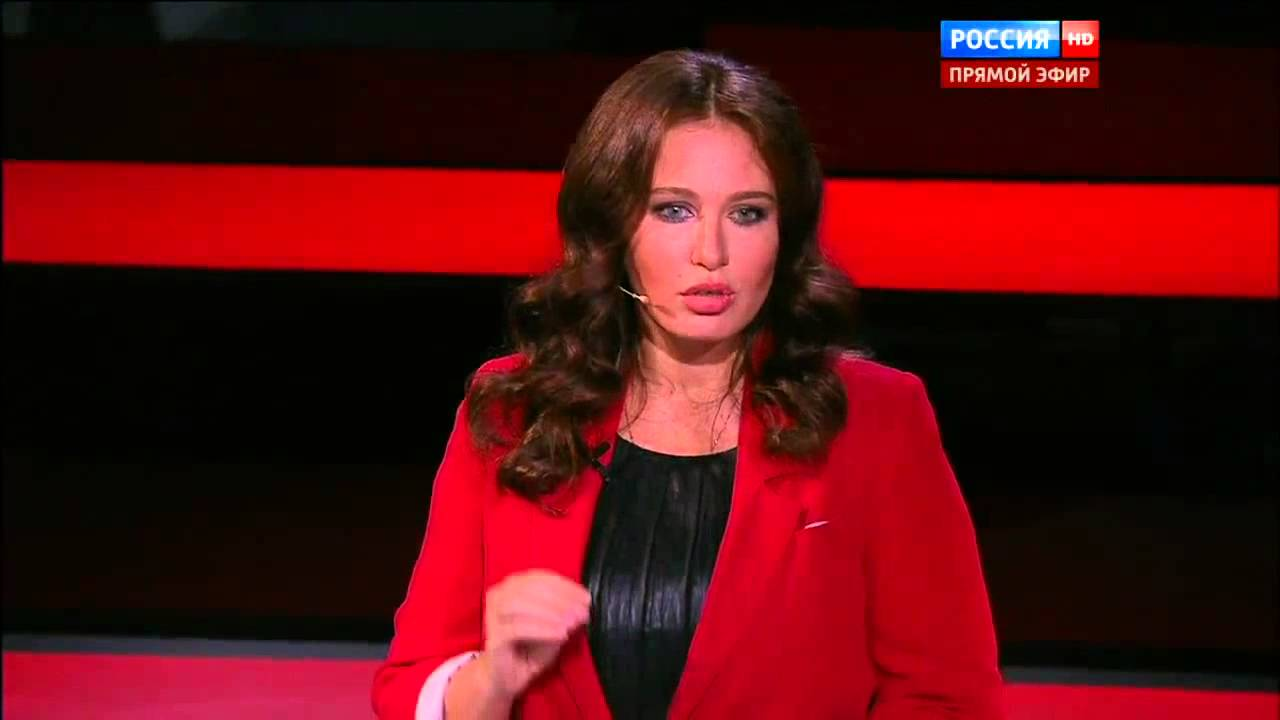 Украинцы вышли из себя из-за слов Бережной на передаче Соловьева