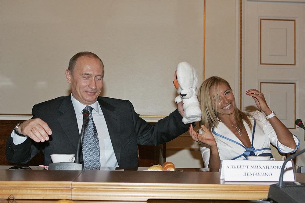 Спасибо Путину за мужа!
