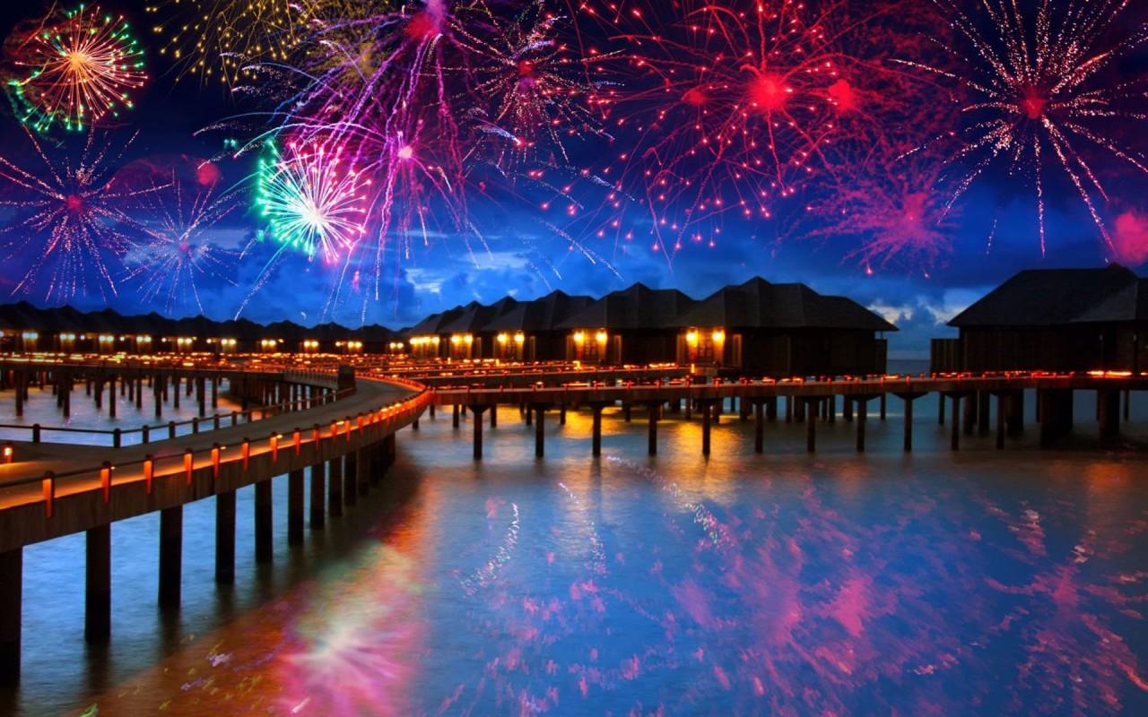 Новый год на Мальдивах: реко…