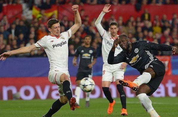 «Севилья» выбила «Манчестер Юнайтед» изЛиги чемпионов пофутболу