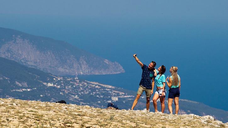 В Крыму намерены создать программу поощрения иностранных туристов