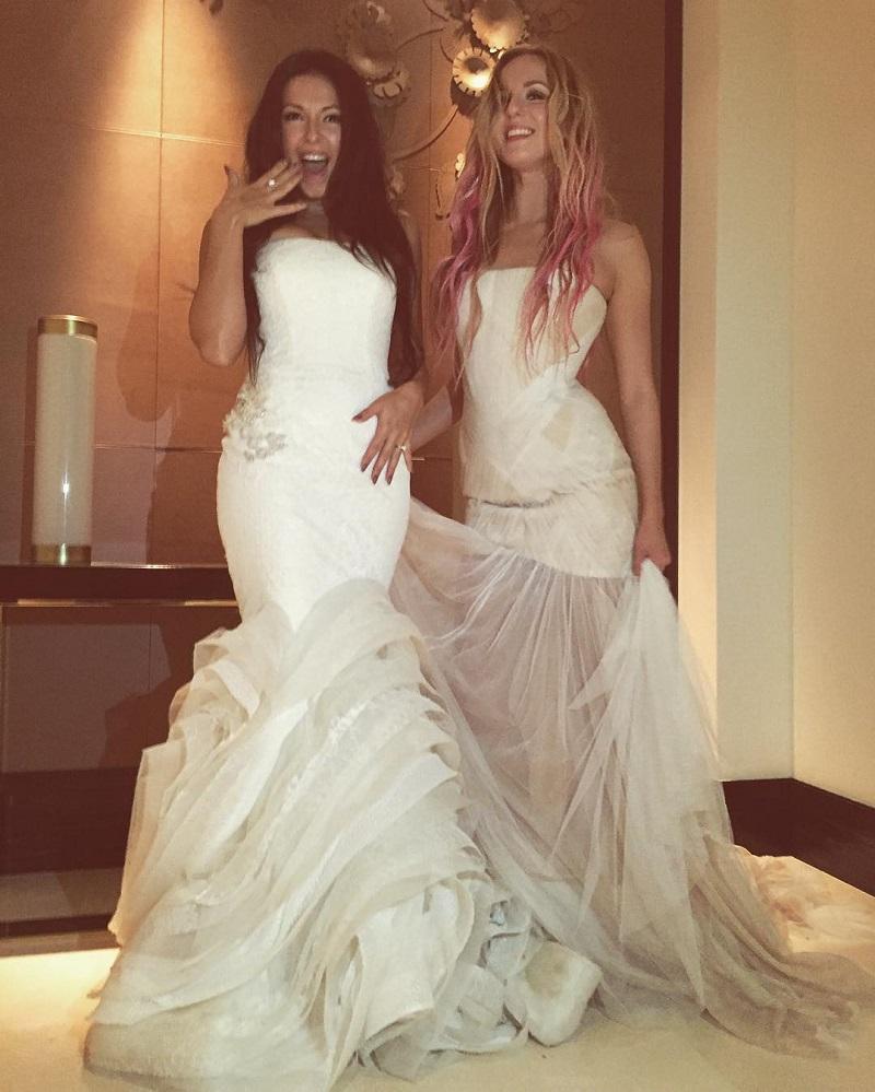 также за кого выходит замуж нюша фото жениха обязательно