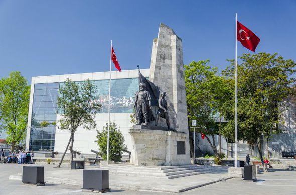 Прогулка по Стамбулу. Стамбульский Морской музей  1