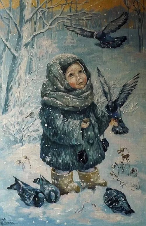 художник Кира Панина картины – 25