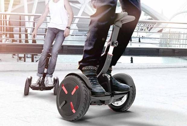 Новые средства передвижения: гироскутер, минисигвей, электросамокат и моноколесо интересное