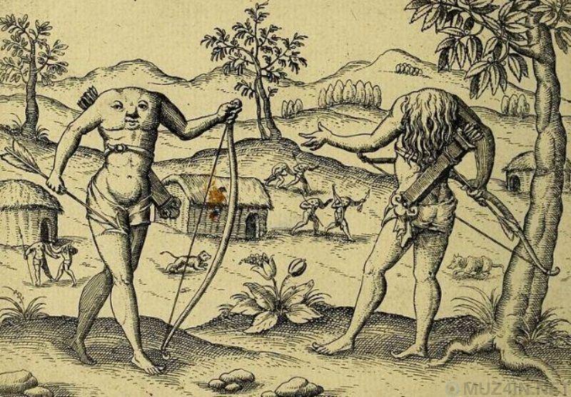 10 необычных племён, на реальном существовании которых настаивали учёные древнего мира