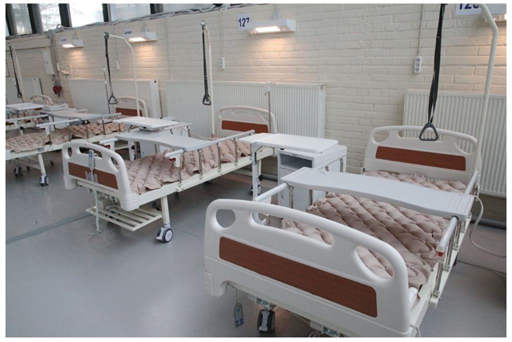В Петербурге осталось 27 свободных коек для больных коронавирусом власть,коронавирус,медицина,питер