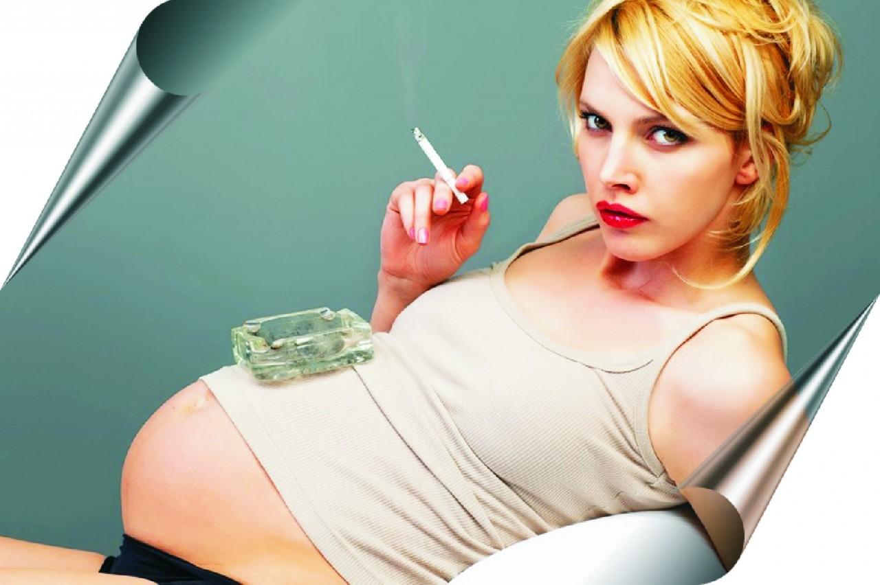 Знакомая беременна в шестой …