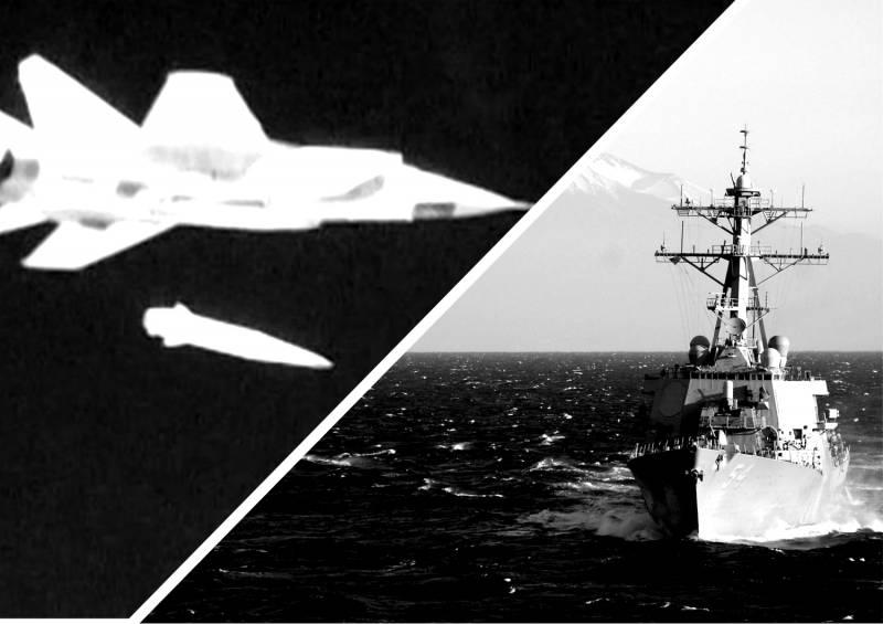 «Кинжал возмездия» от Путина. Как гибрид Х-15 и «Искандера» накажет США на атлантических подступах к России?