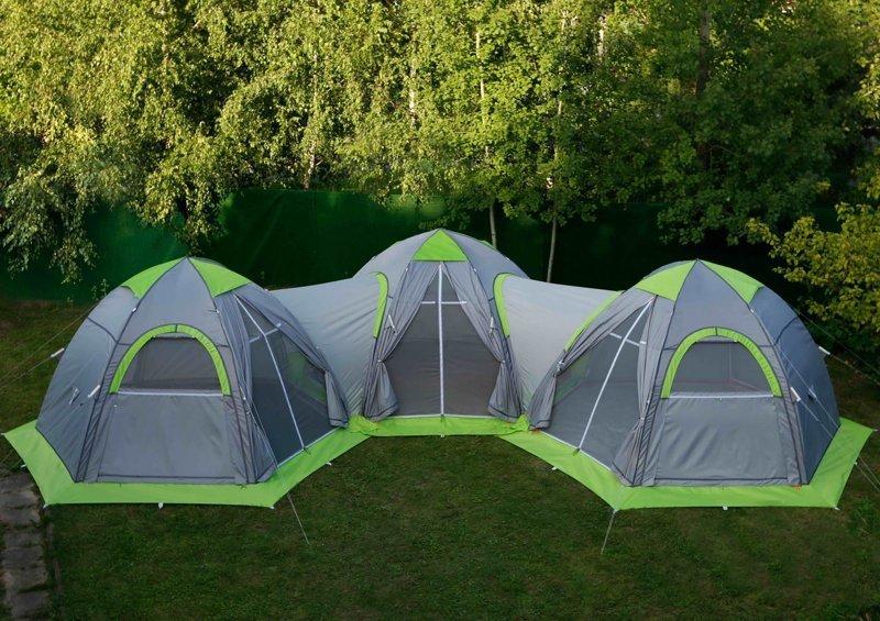 7. Модульная палатка идеи, комфорт, отдых, палатка, природа, путешествие