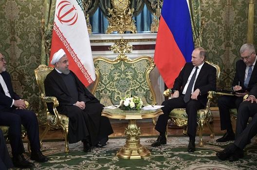 Рост напряженности в ирано-р…
