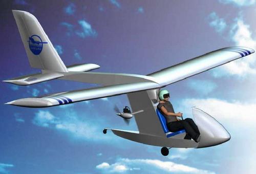 Самолет скоро будет доступен всем.