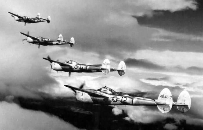 Воздушный бой русских и американцев в 1944, который чуть не привел к полноценной войне