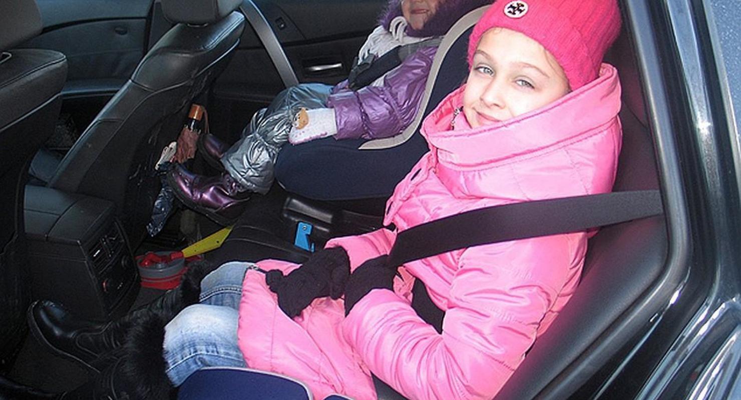 2000 км по М4: Как выдержать долгую дорогу с детьми зимой Автомобили
