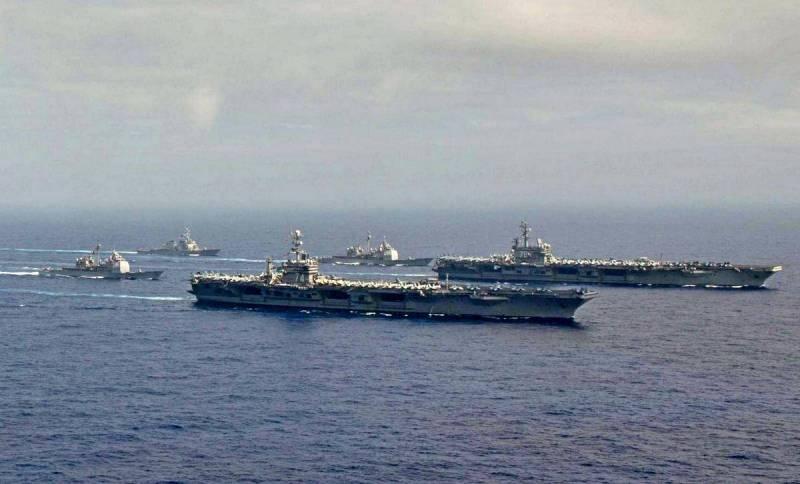 Россия положит конец господству авианосцев США в Мировом океане Новости