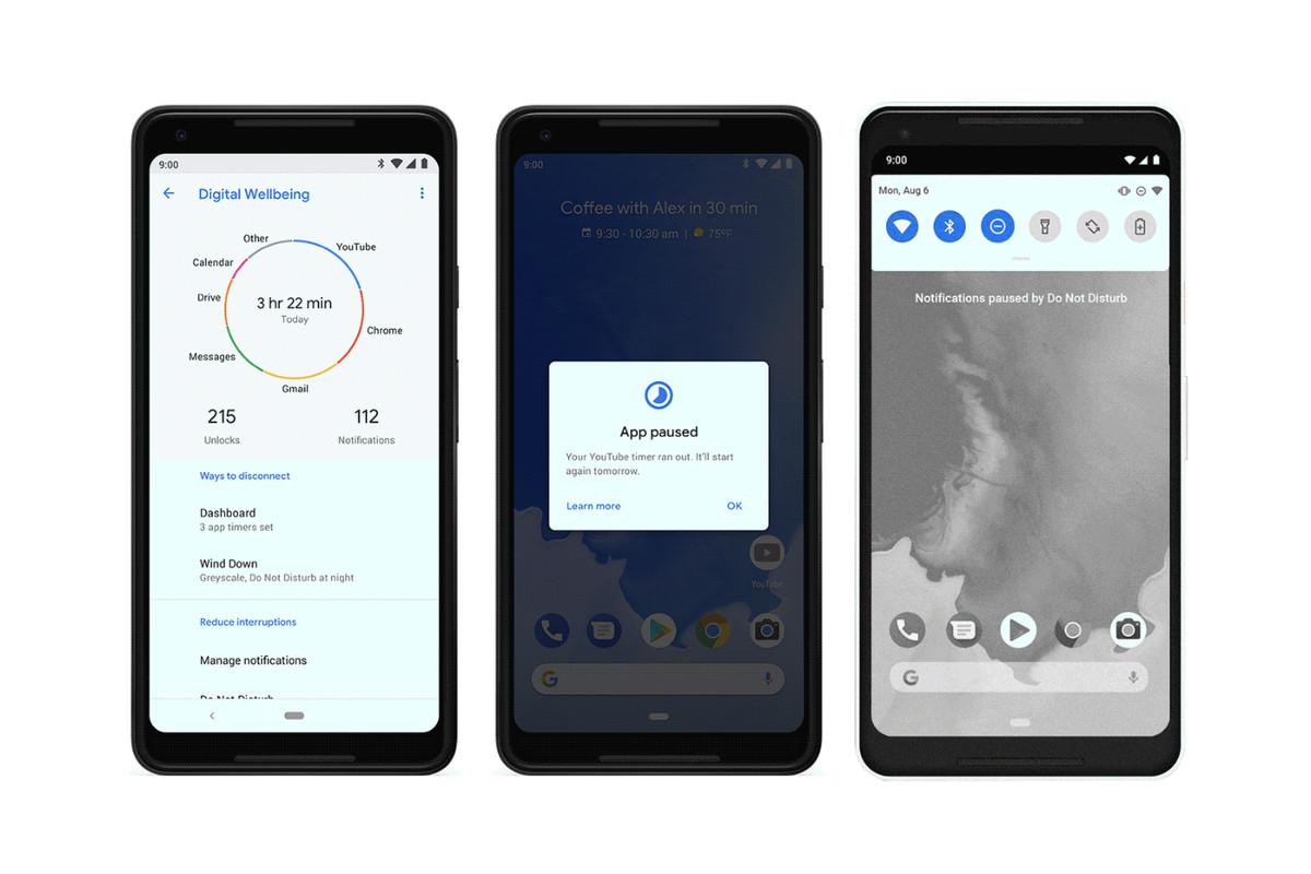 Пять функций Android Pie, которые заставят вас обновиться