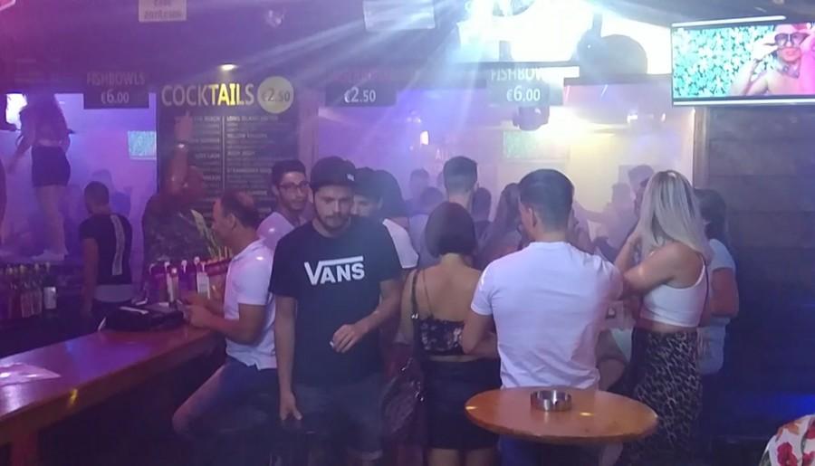 """Ночная жизнь на греческом курорте (фото) Европа - """"чО"""")))"""