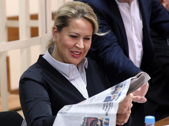 Евгения Васильева стала почетным академиком Российской академии художеств