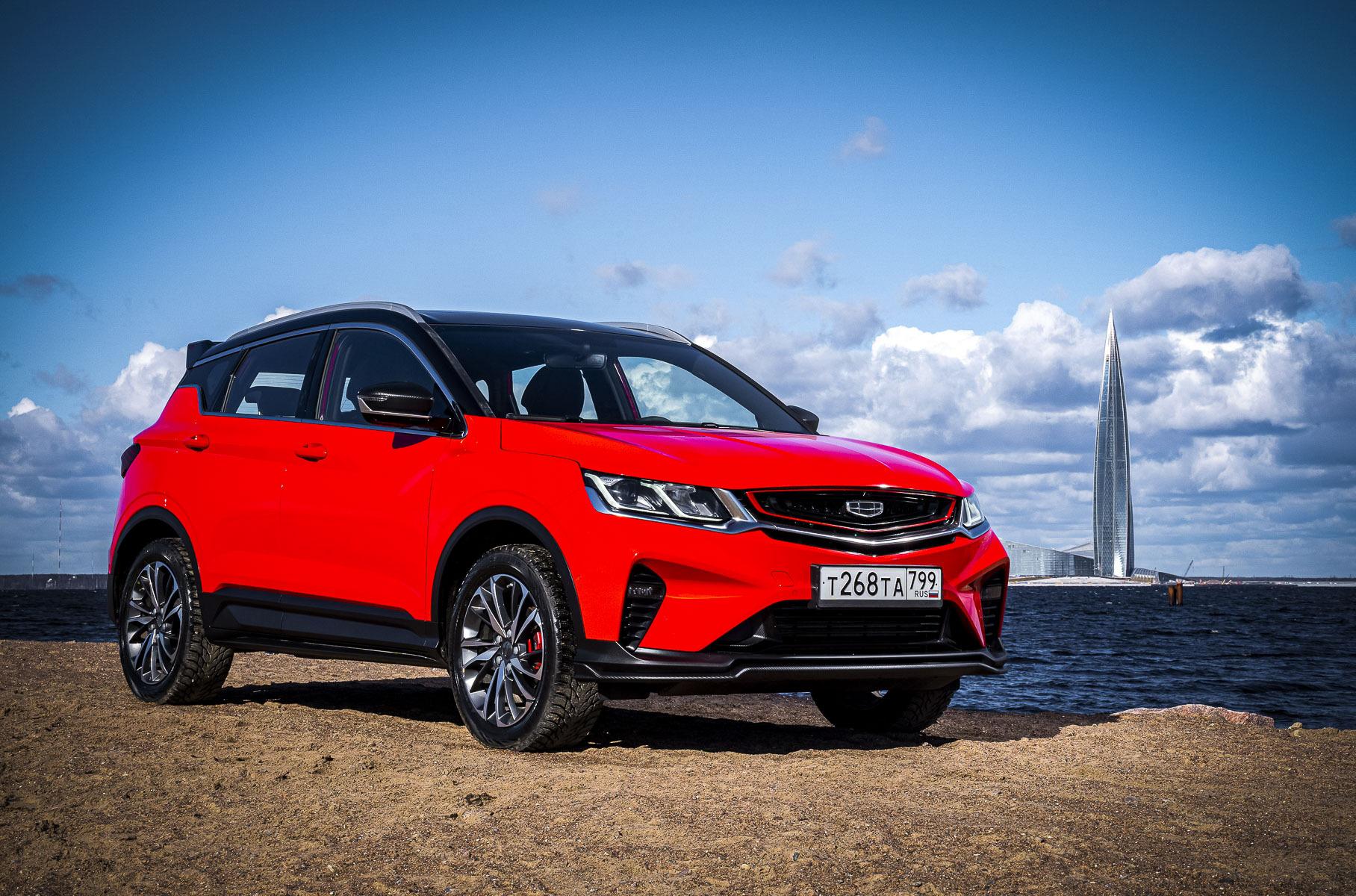 Автомобили из Китая, которые приехали в Россию в 2020 году Селектор