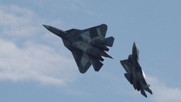 Миротворец СУ-57: «Джейш аль…