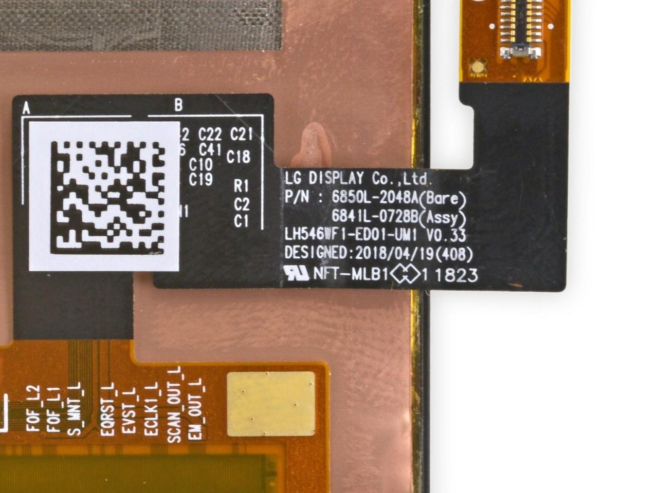 Если в Pixel 3 XL дисплей от Samsung, то что установлено в Pixel 3 новости