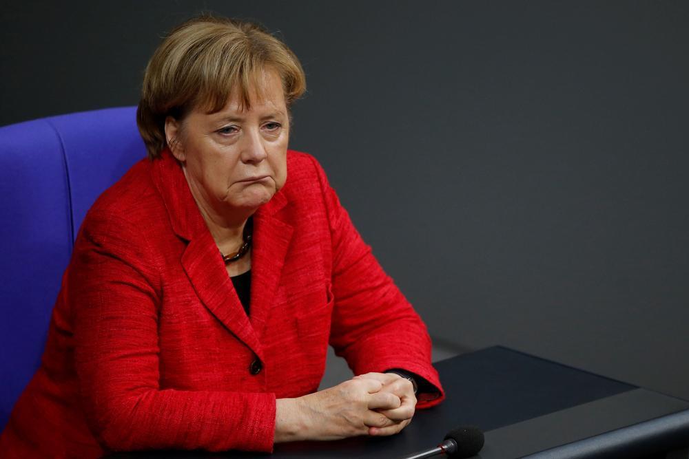 Дмитрий Бабич: Меркель не по…