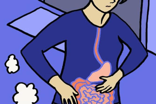 7 видов кишечных газов, при которых нужно срочно идти к врачу