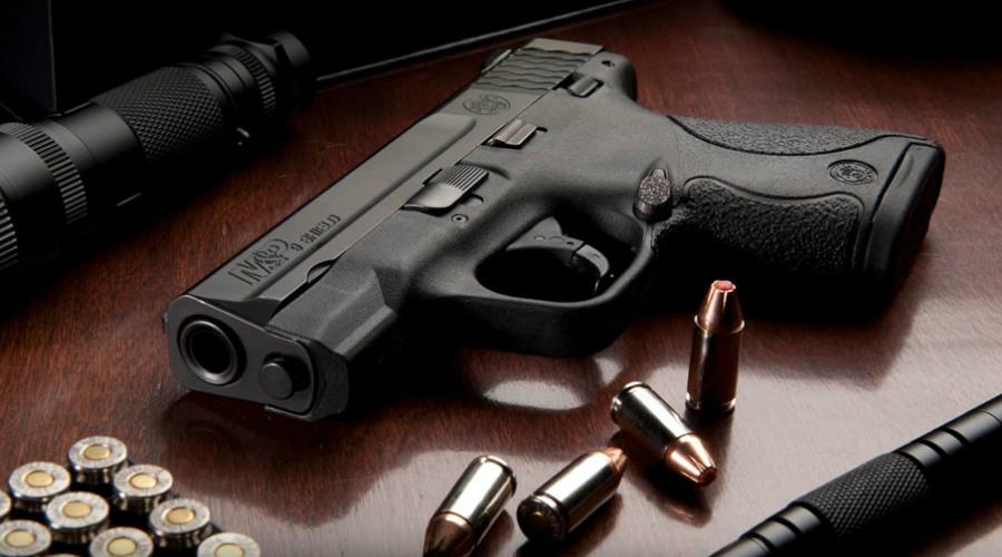 Самые крутые незаметные пистолеты