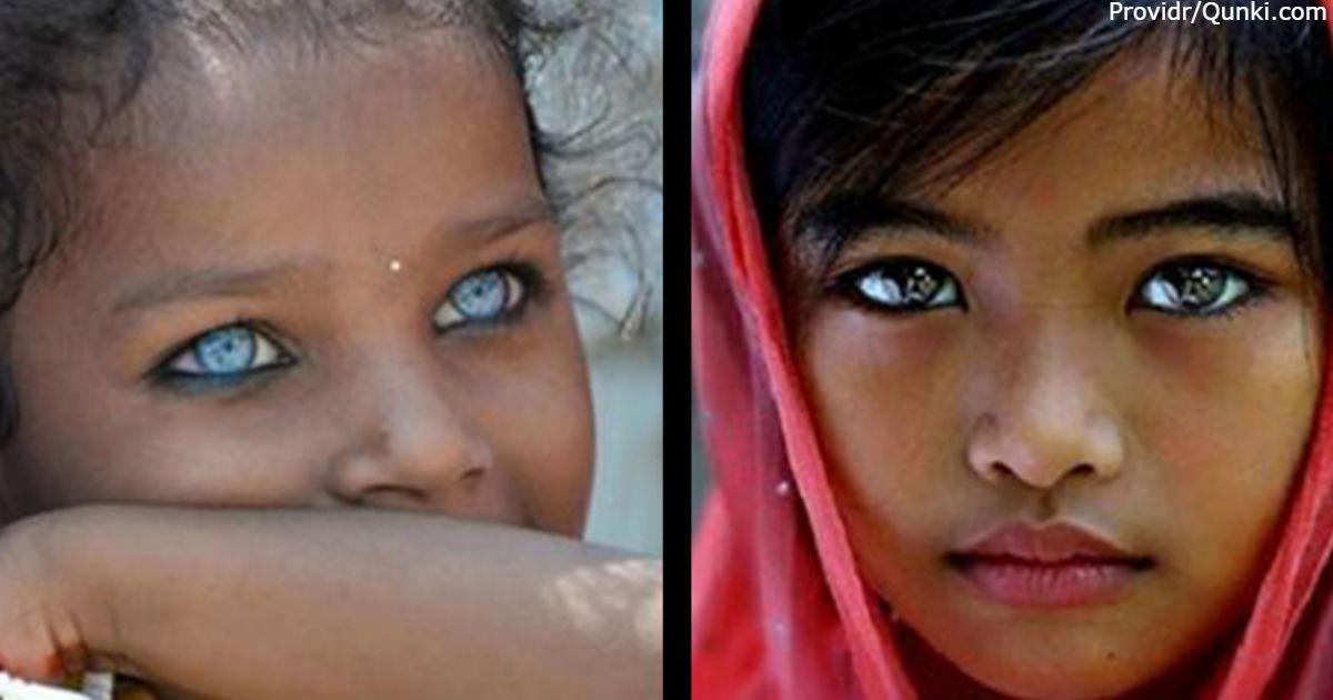 15 пар самых красивых глаз со всего мира. Не оторвать взгляд!
