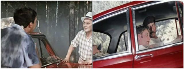 Автомобильные ляпы в советском кино