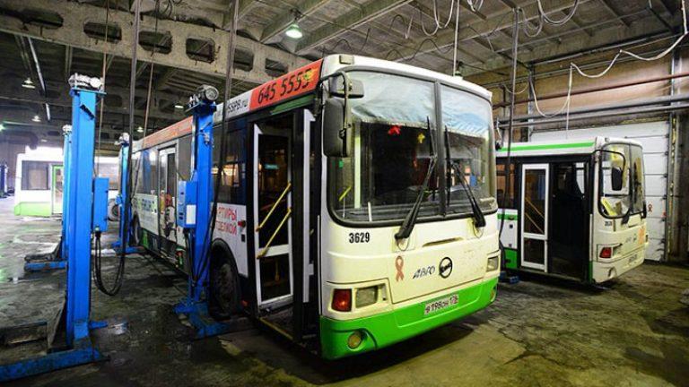 Техосмотр автобусов хотят вернуть ГИБДД