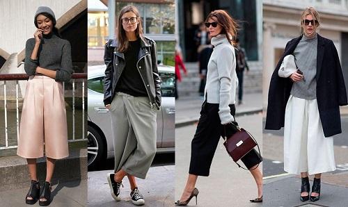 Модные женские брюки 2018-2019 года