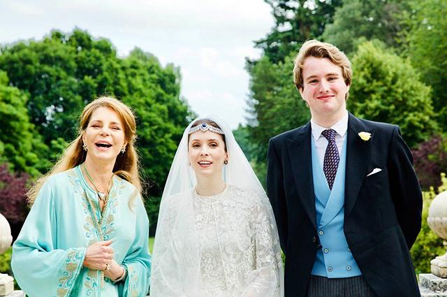 Иорданская принцесса Райя вышла замуж за внука писателя Роальда Даля