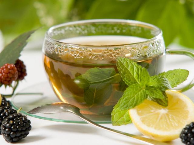 Рецепты чая для бани