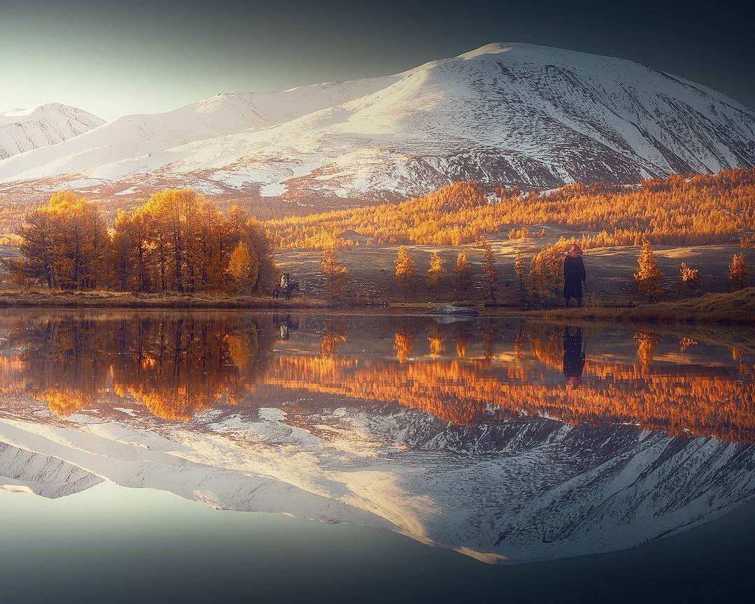 Последний рубеж кочевой культуры: Монголия на фотографиях Денниса Хеллвига