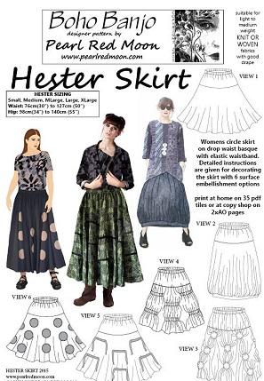 Несложные выкройки, схемы для бохо женские хобби,рукоделие,своими руками,шитье