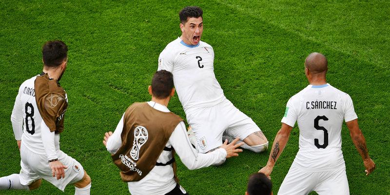 ЧЕМПИОНАТ МИРА ПО ФУТБОЛУ FIFA 2018™: Уругвай - Саудовская Аравия